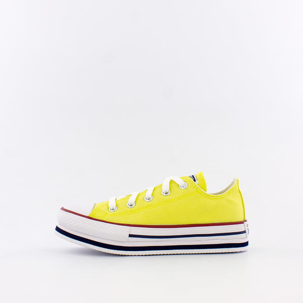 Converse Everyday Ease Platform Chuck Taylor All Star (Lil' Kids)