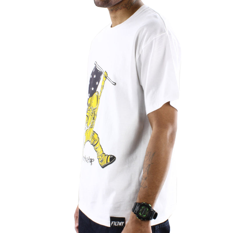 Filthy Dripped Spaceman Tee