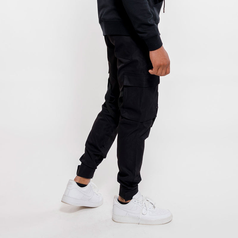 Strap Cargo Pant