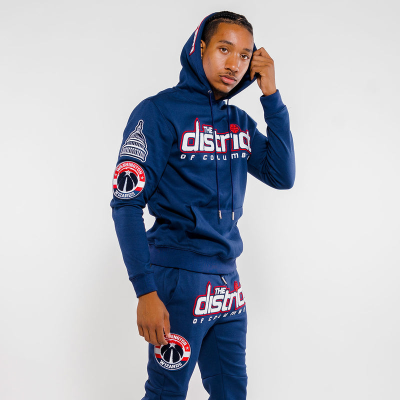 Pro Standard Washington Wizards Pullover Hoodie