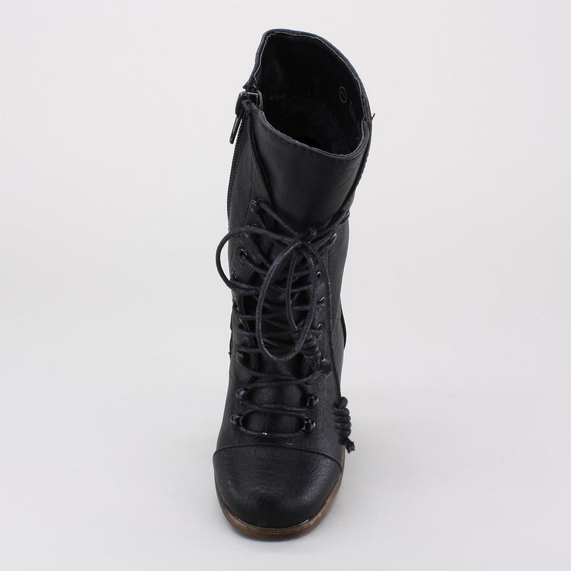 Eddie Marc Jocelyn Combat Boot