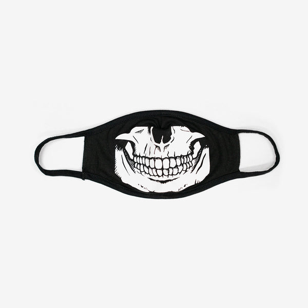 Smile Skull Face Mask