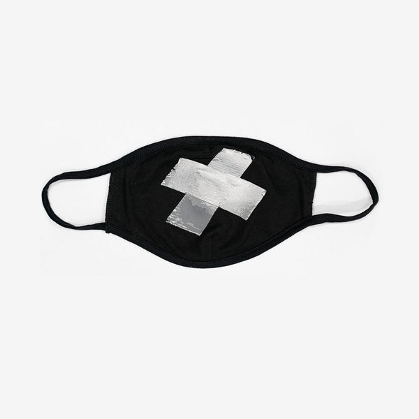 Tape Cross Face Mask