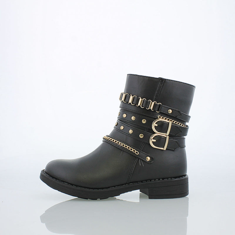 Kensie Girl Miss Rider Boot (Lil' Kids)