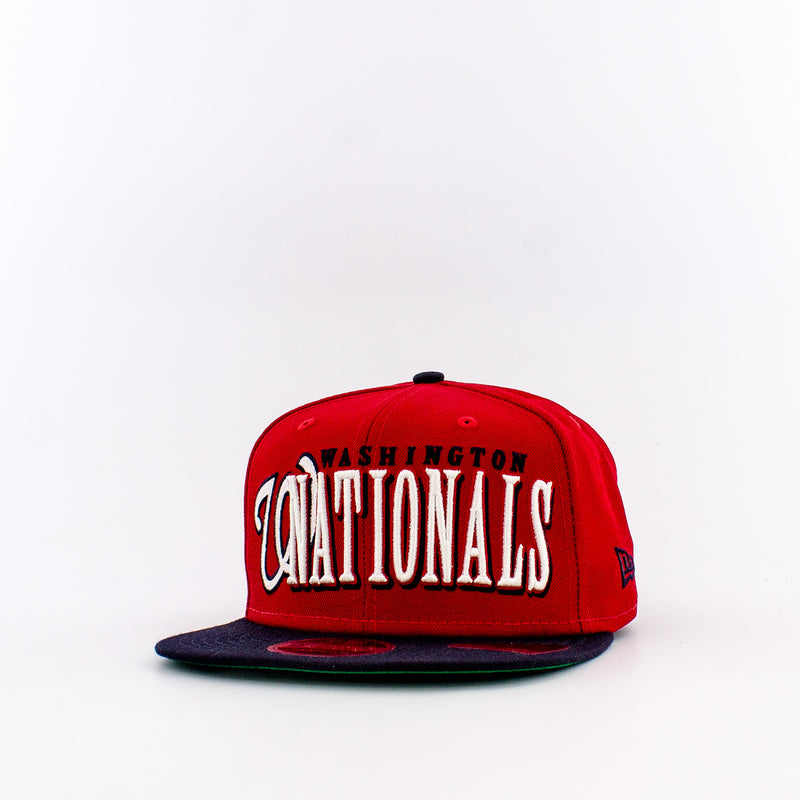 MLB Washington Nationals 9Fifty Snapback