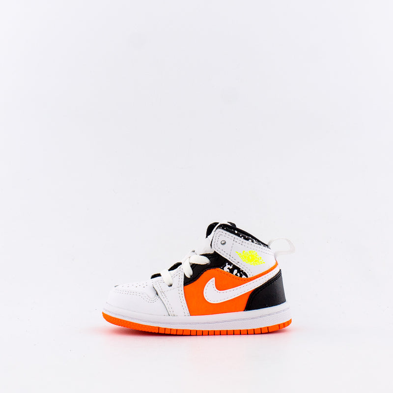 Jordan 1 Mid (Infant/Toddler)