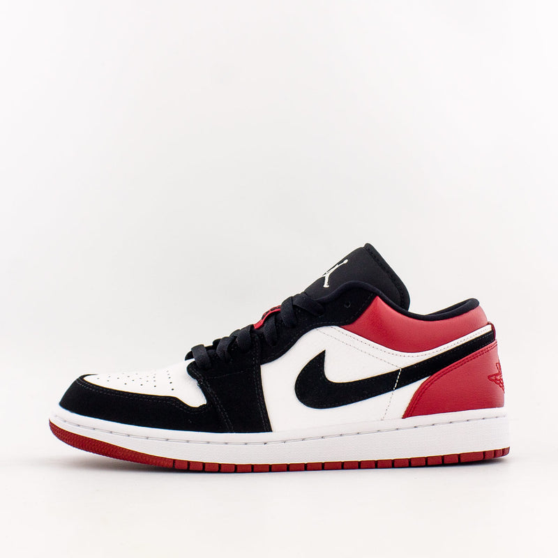 "Jordan 1 Low ""Black Toe"""