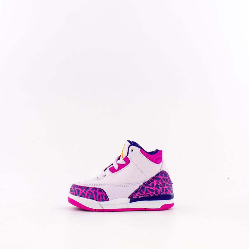 Jordan Retro 3 (Infant/Toddler)