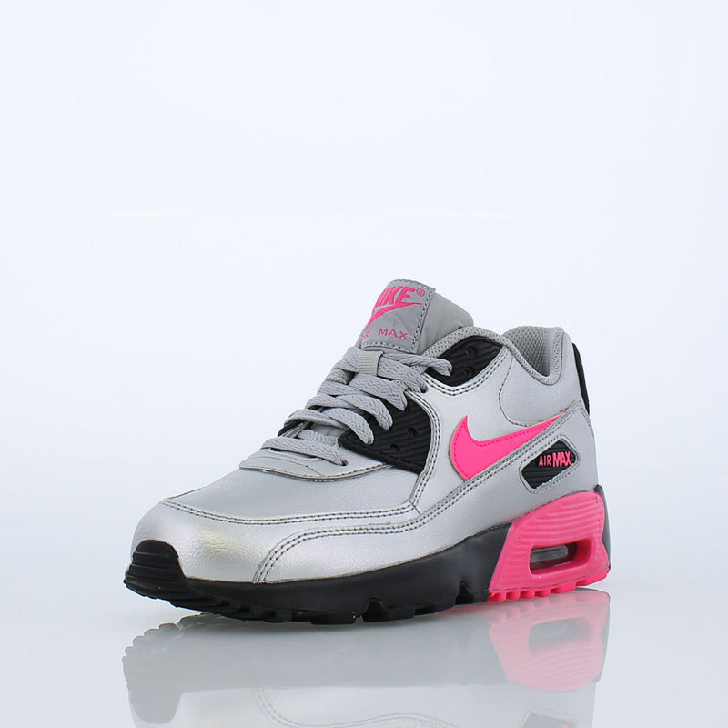 Nike Air Max 90 LTR Metallic (Big Kids)