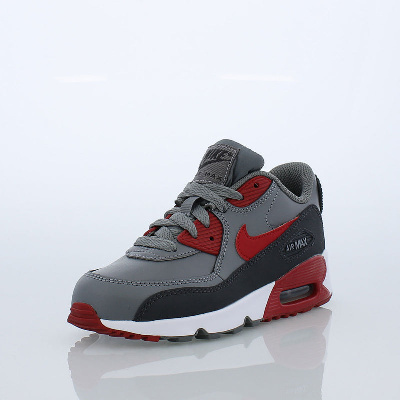 Nike Air Max 90 Leather (Lil' Kids)