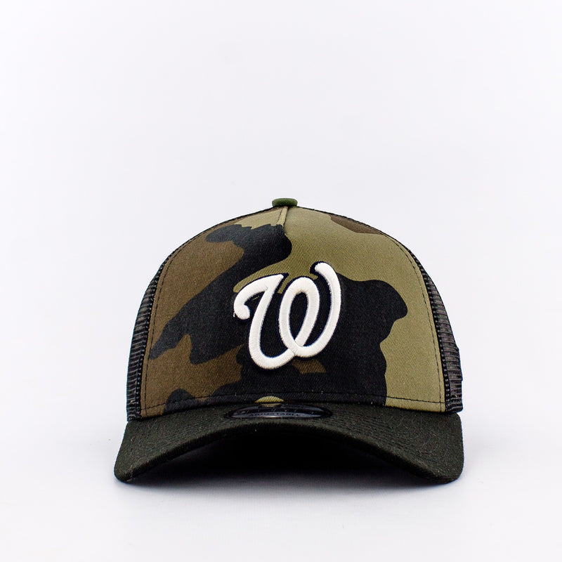 MLB Washington Nationals Trucker Hat