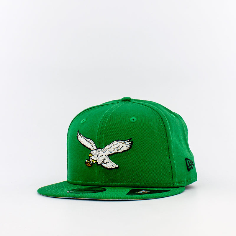 Eagles Throwback 59FIFTY Snapback