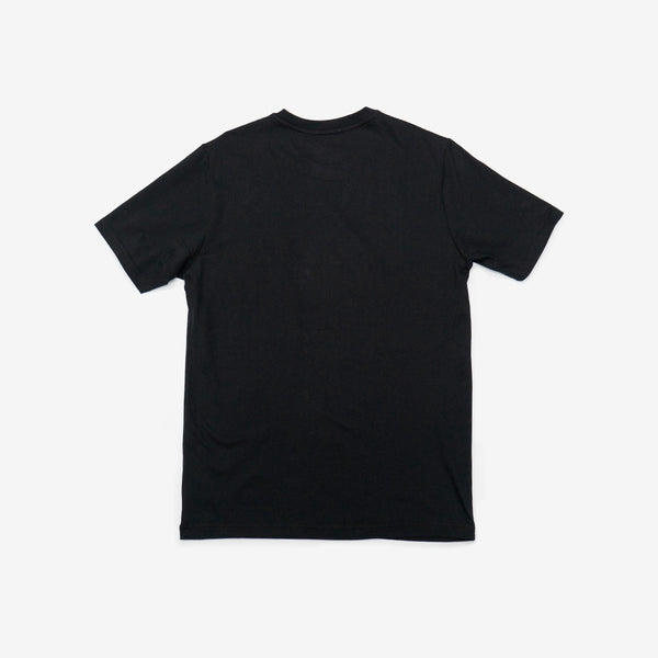 Reflective Stacked Logo Tee