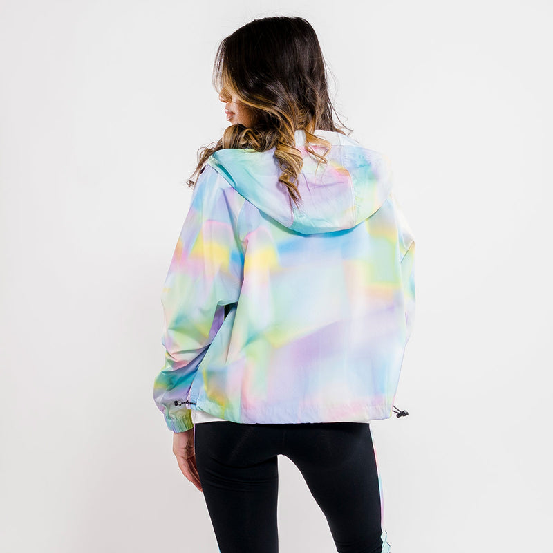 Essentials Soft Spectrum AOP Jacket