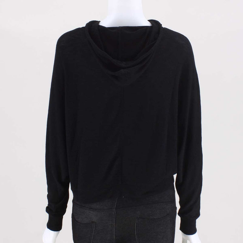 Poof Leia Hooded Slouch Top