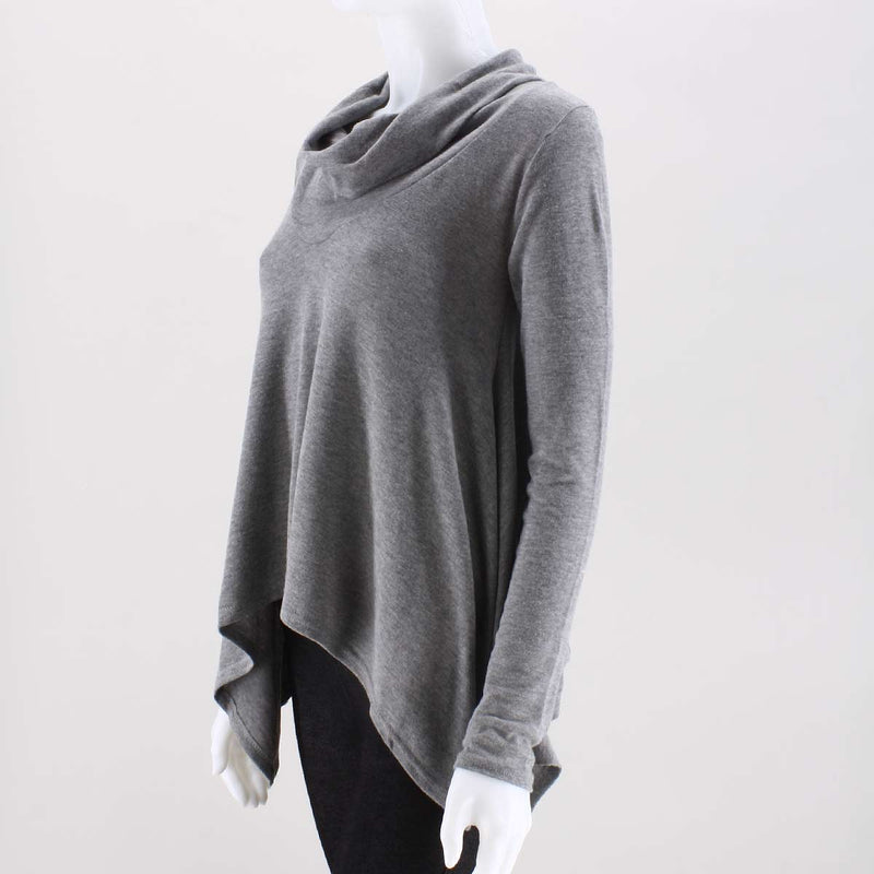 Poof Demi Long Sleeve Top