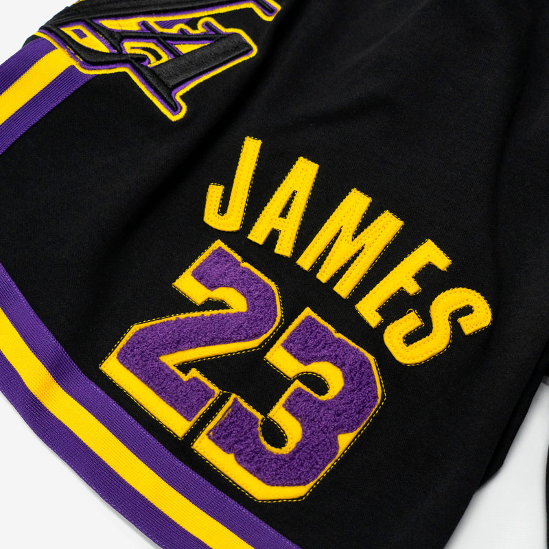 Los Angeles Lakers LeBron James Short