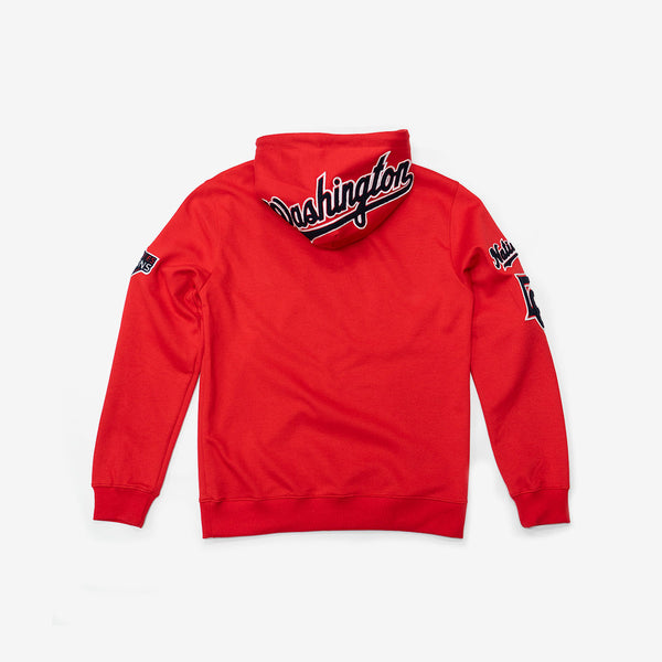 Washington Nationals Pullover Hoodie