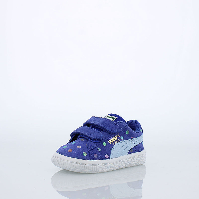 PUMA Suede Dotfetti (Infant/Toddler)