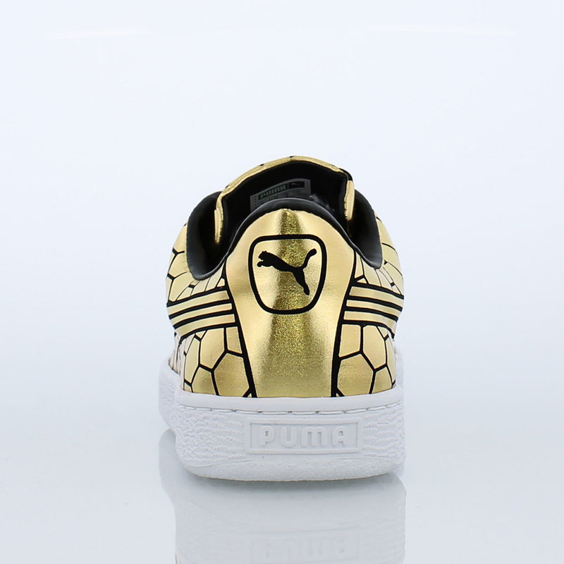 PUMA Basket Metallic