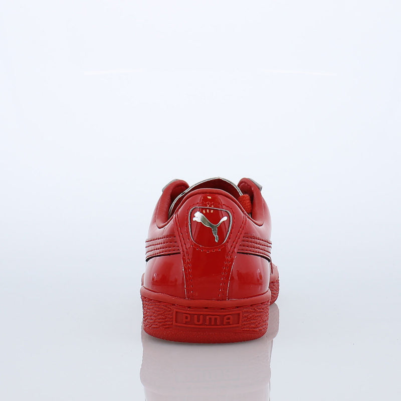 PUMA Basket Matte & Shine (Big Kids)