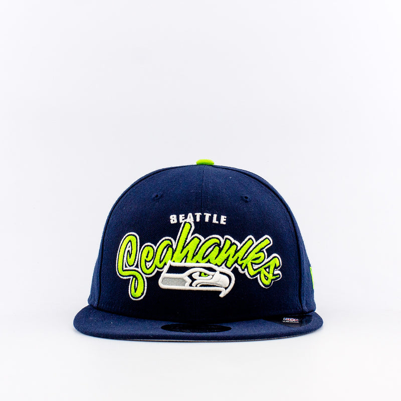 Seattle Seahawks 59FIFTY Snapback