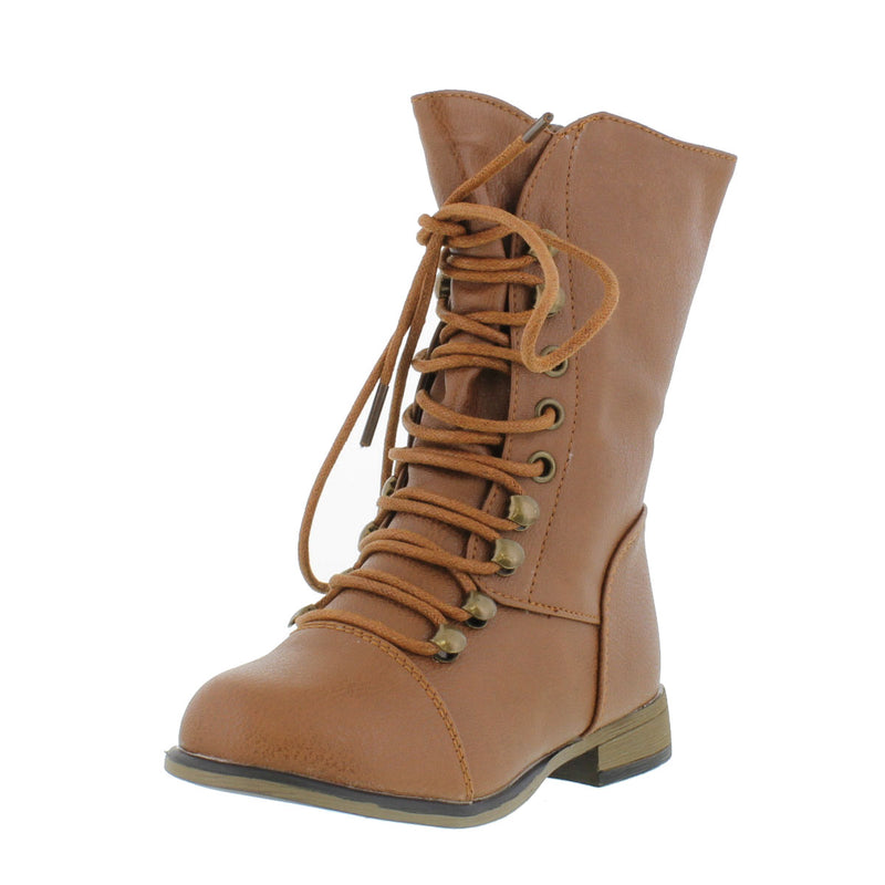 Link Legend Lace Up Cap Toe Boot