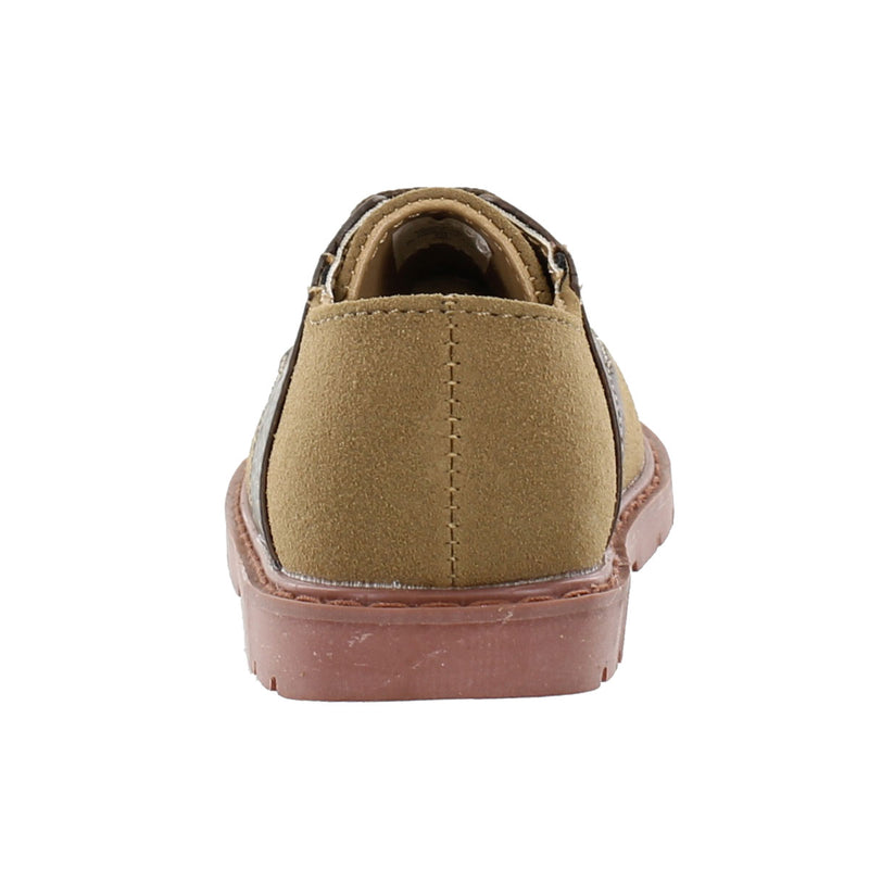 Natural Steps Clay Saddle Oxford