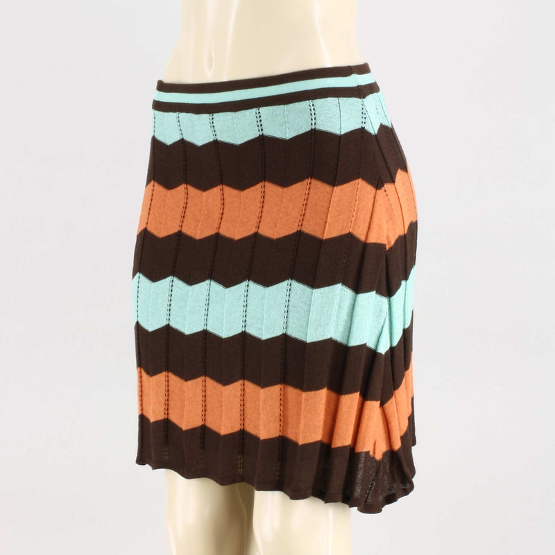 Umgee Monica Knit Skirt