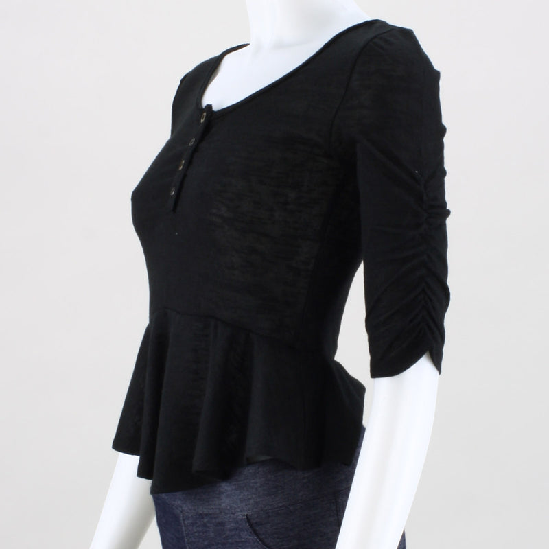 Ya Los Angeles Lameka Knit Top