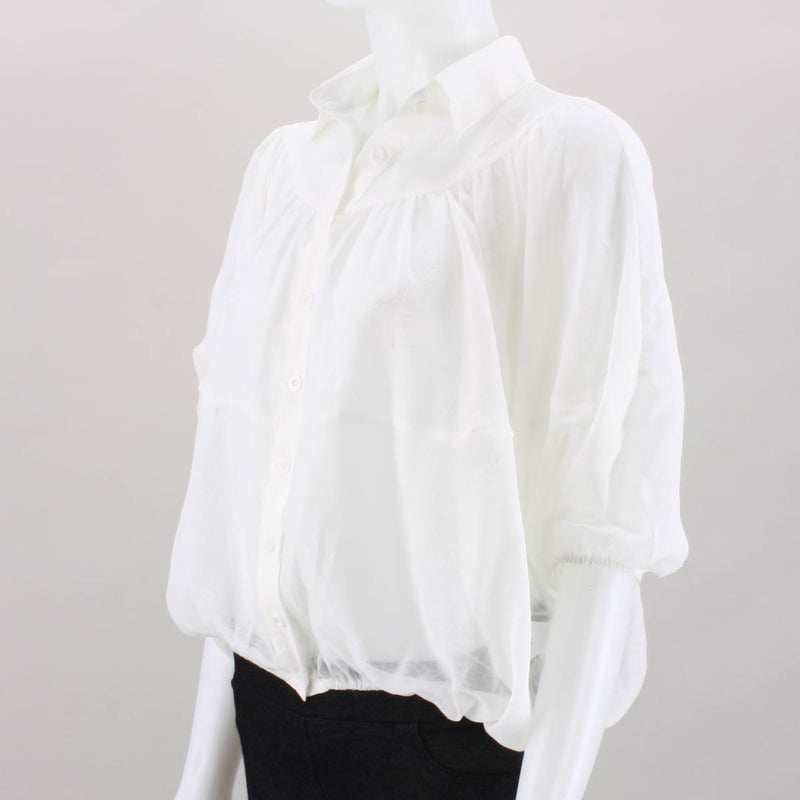 Ya Los Angeles Rachelle Chiffon Top