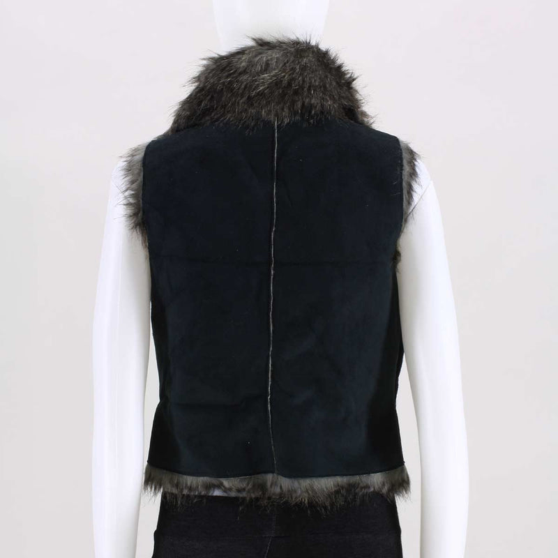 Yoki Joycelyn Faux Fur Vest