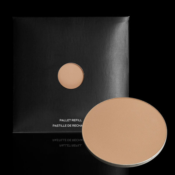 refill pan dual powder foundation