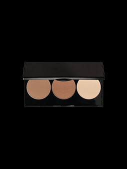 3 well contour/highlight palette