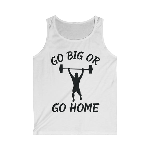 Men's Softstyle Tank Top