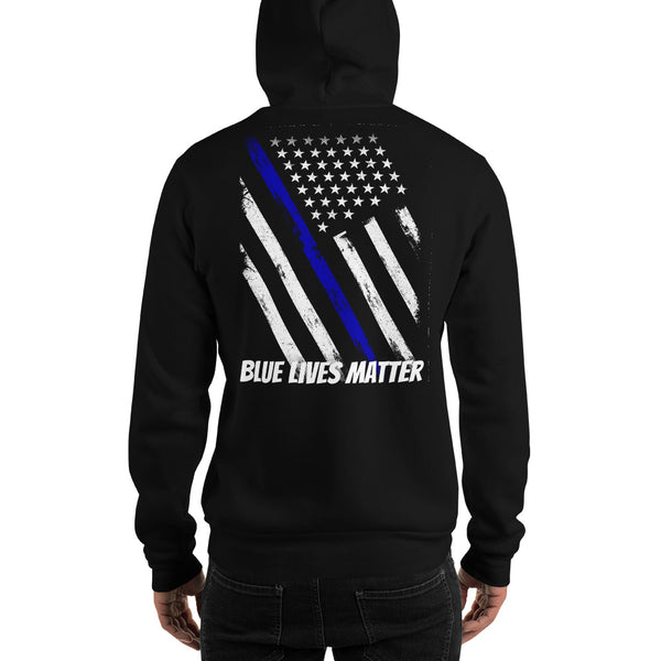 BLM Brotherhood Hooded Sweatshirt