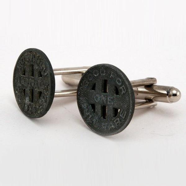 Honolulu Token Cufflinks
