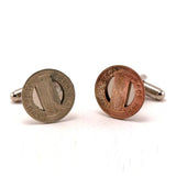 Indianapolis Token Cufflinks