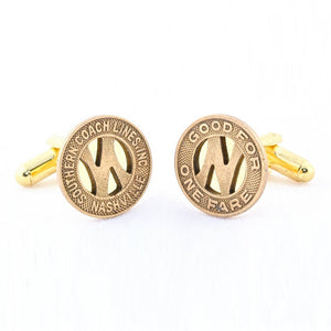 Nashville Token Cufflinks