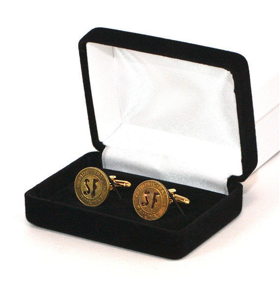 San Francisco Token Cufflinks