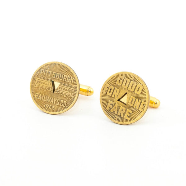 Pittsburgh Railway Cufflinks