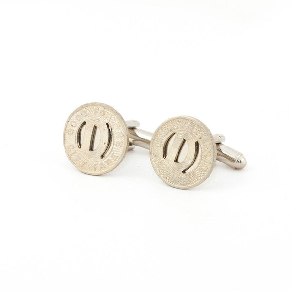 Dallas Token Cufflinks