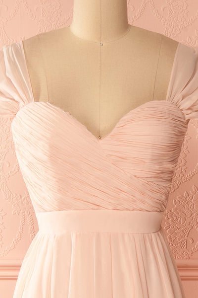 Aimi Dawn Blush Sweetheart Bridesmaids Gown | Boudoir 1861 3