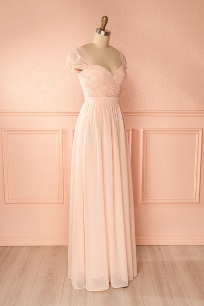 Aimi Dawn Blush Sweetheart Bridesmaids Gown | Boudoir 1861 4