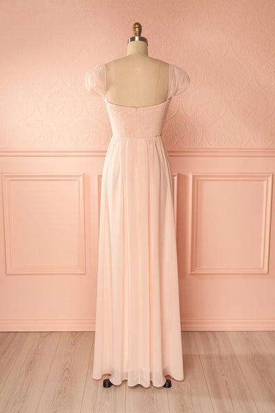 Aimi Dawn Blush Sweetheart Bridesmaids Gown | Boudoir 1861 6