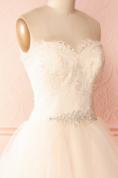 Amy-Li Bridal Tulle Gown with Crystals and Sequins | Boudoir 1861 4