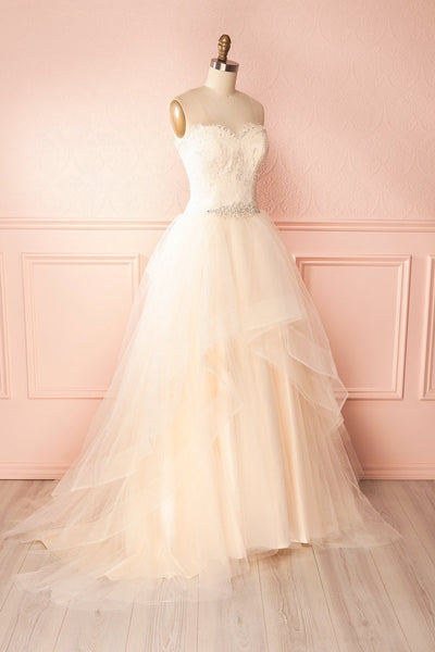 Amy-Li Bridal Tulle Gown with Crystals and Sequins | Boudoir 1861 3