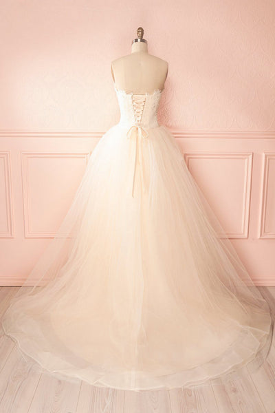 Amy-Li Bridal Tulle Gown with Crystals and Sequins | Boudoir 1861 5