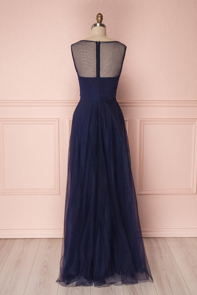 Darli Navy | Tulle Dress