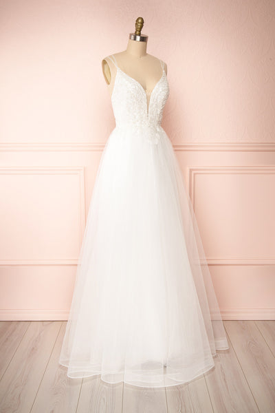 Eugeny | Beaded A-Line Bridal Dress